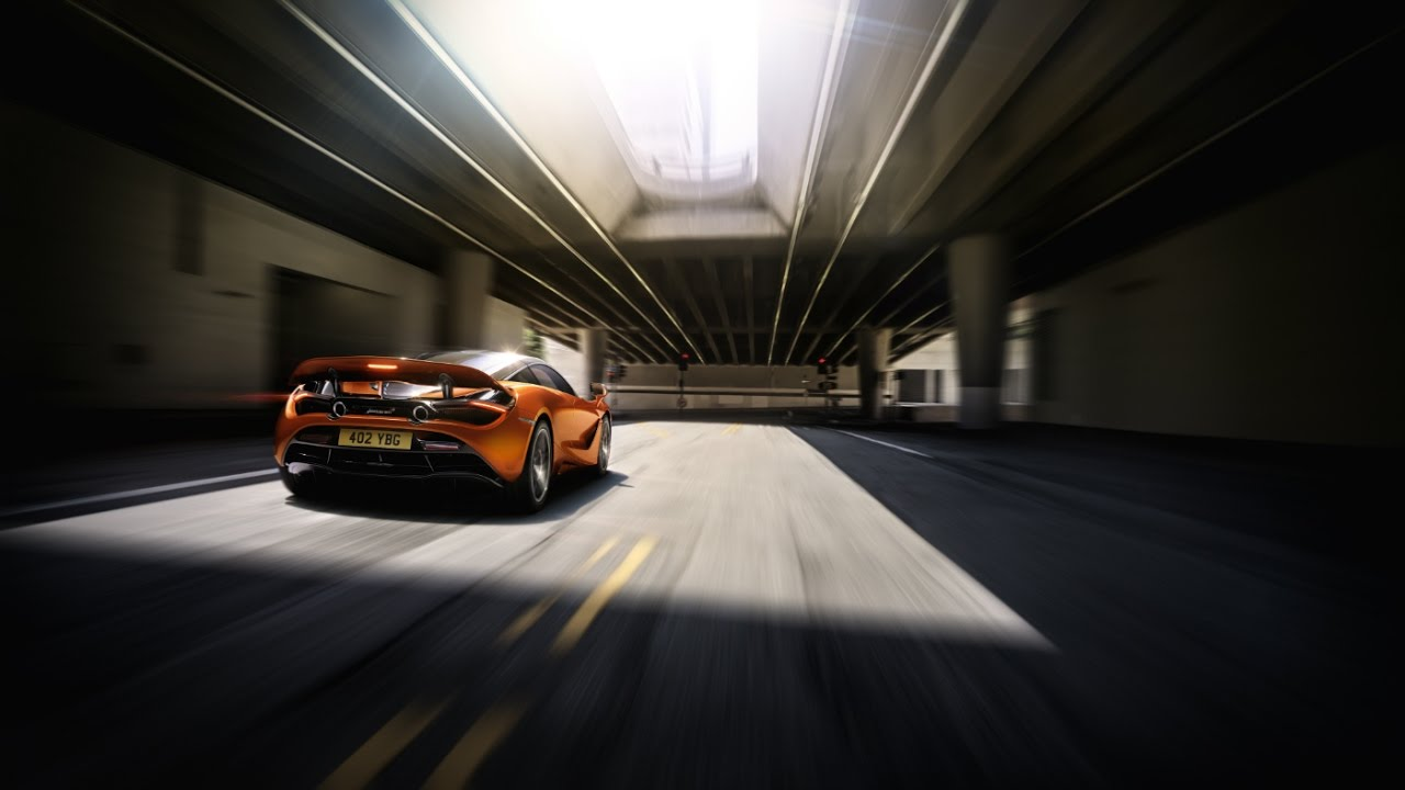 McLaren 720S - Built for the Road