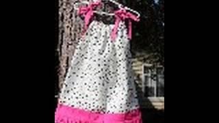 Repeat youtube video Ruffled Pillowcase Dress