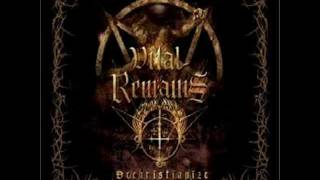 Vital Remains - Dechristianize + Let The Killing Begin (Intro)