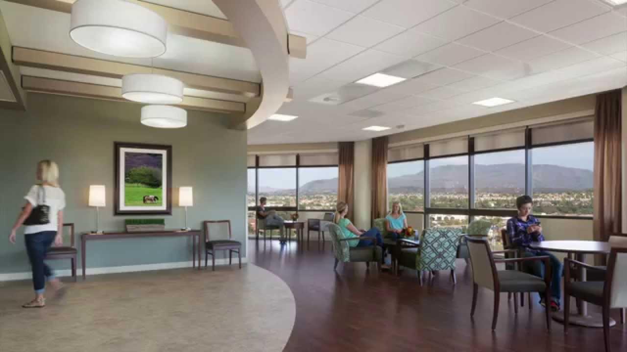 Tour Temecula Valley Hospital - YouTube
