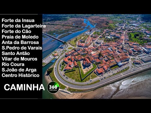 Caminha e as suas belezas   Alto Minho   Portugal