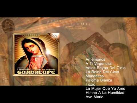Miriam Solis Canciones con Mariachi a la Virgen De Guadalupe
