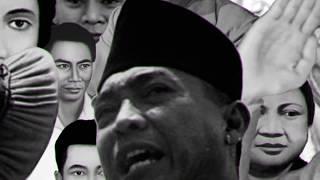 ANAK INDONESIA - ATTA HALILINTAR ft MASGIB | PEMILU DAMAI (Official Lyric Video)