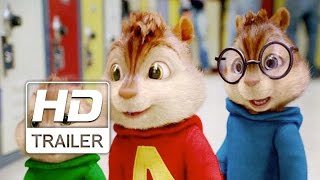 Baixar Alvin e Os Esquilos: Na Estrada | Segundo Trailer Oficial | Legendado HD