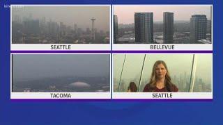 'Smokestorm imminent' for Puget Sound