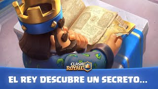 Clash Royale: ¡Teaser de la Actualización! El Rey descubre un secreto...