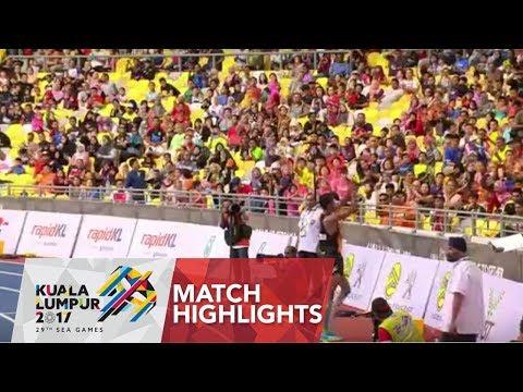 Athletics Men's High Jump Highlight | 29th SEA Games 2017