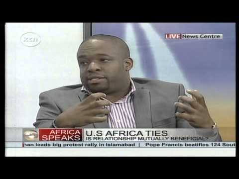 Africa Speaks 16th August 2014: Understanding US-Africa bilateral ties