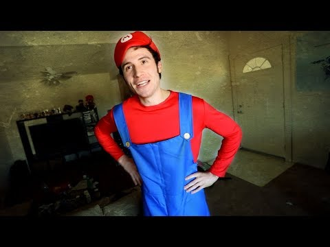 ANOTHER SUPER MARIO VIDEO!! (COMEDY SKETCH)