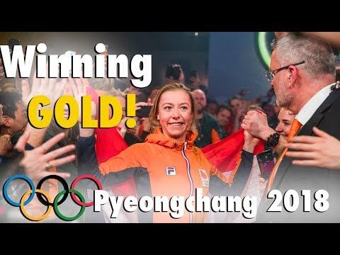 UNEXPECTED GOLD MEDAL WIN! - Pyeongchang 2018 Winter Olympics (South Korea)