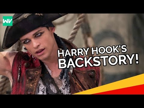 Harry Hook's Backstory! - His Sisters, Hook and Relationships: Descendants 2