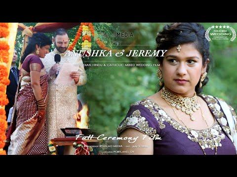Anushka & Jeremy Full Indian Wedding Video, Ryan Ao Portland Oregon Wedding Videographer