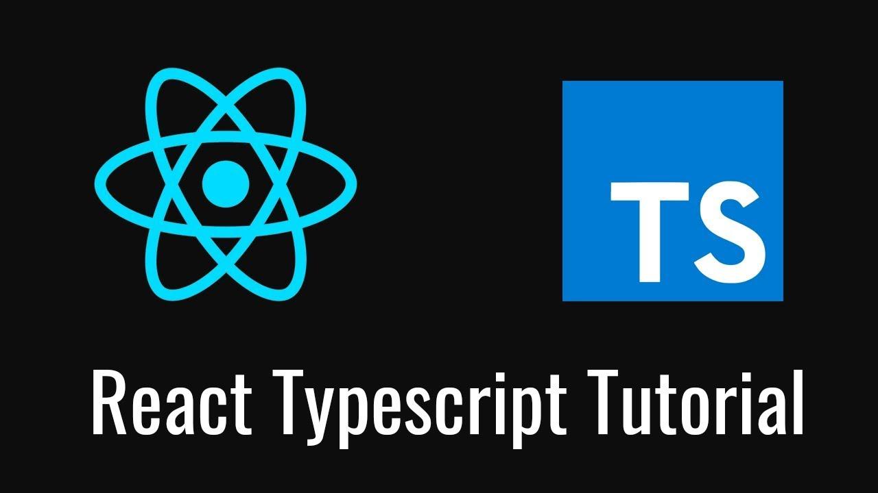 React Typescript Tutorial - YouTube