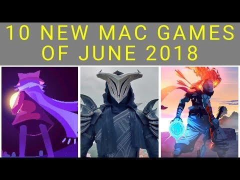 Top 10 New Mac Games of June 2018