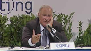 Giulio Sapelli sulla decadenza dell'economia Italiana,Europa ed Euro
