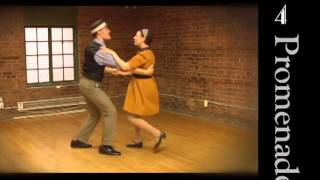 Beginner Lindy Hop - 2nd class class content review with Bees' Knees Dance