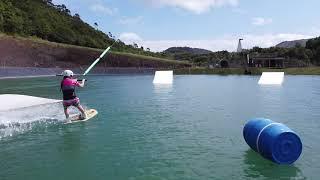 Girl Power at WPA Wakepark - Azores