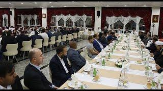 İslam Dünyası Sivil Toplum Kuruluşları Birliği (İDSB) Heyeti, Diyanet'te