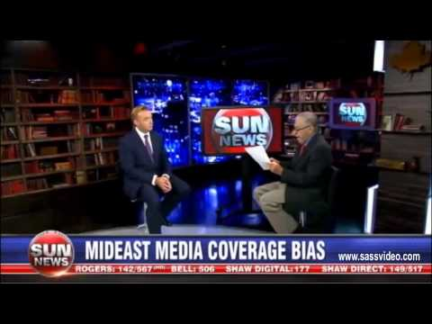 Exposing The Anti-Israel Media Bias