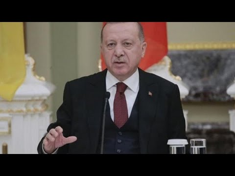 Erdoğan: İdlib'de 3'ü sivil 5'i asker toplam 8 kişi şehit oldu