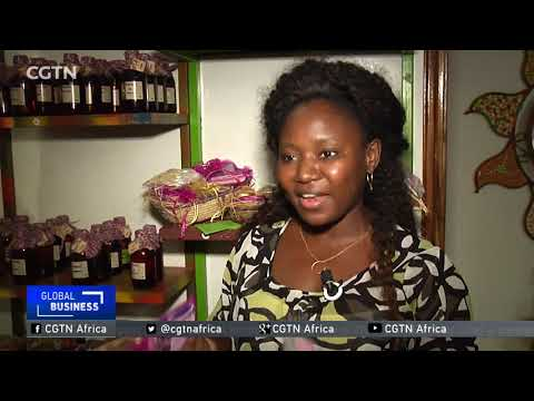 Senegalese entrepreneur makes organic, reusable sanitary pads