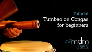 Tumbao on congas for beginners.mov