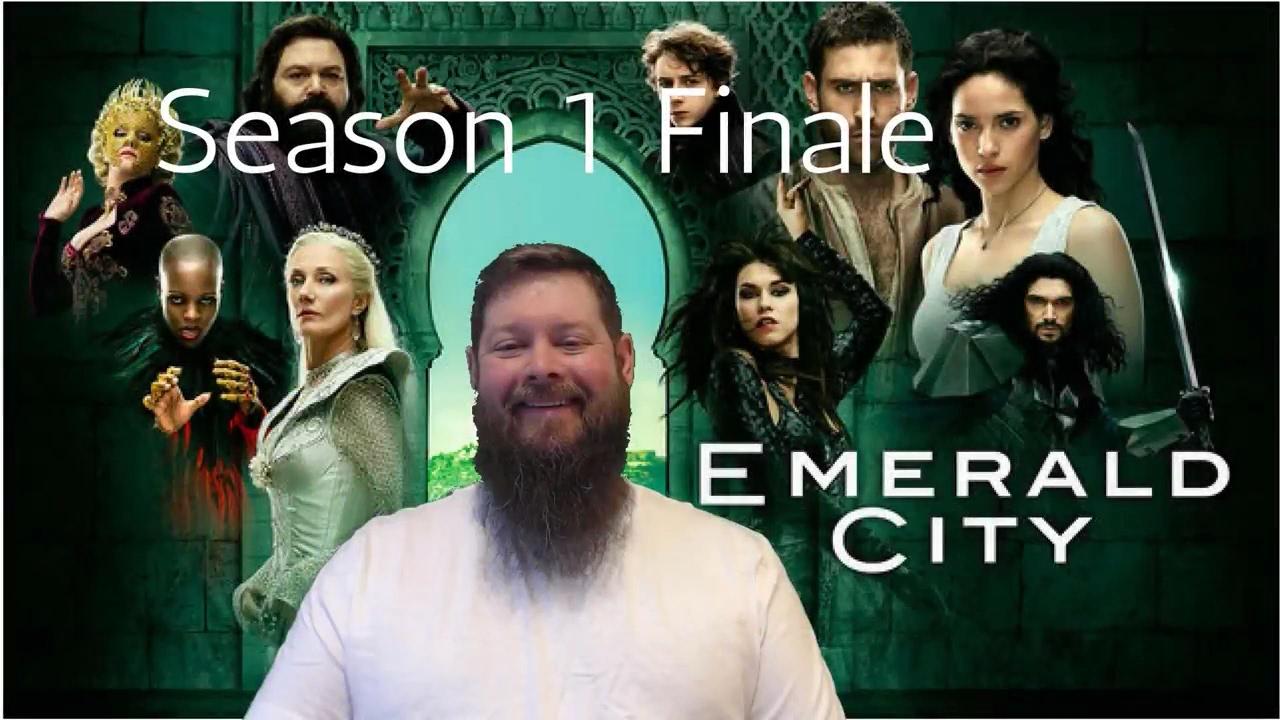 Download Emerald City Season Finale Review!