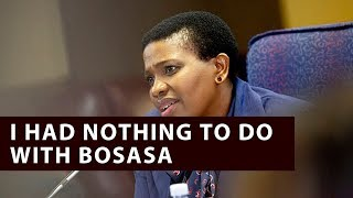 Deputy prosecutions boss Nomgcobo Jiba took to the stand for the first time at the Mokgoro Inquiry addressing allegations which were brought up against her over a month of witness testimony.   Click here to subscribe to Eyewitness News: http://bit.ly/EWNSubscribe Like and follow us on: http://bit.ly/EWNFacebook AND https://twitter.com/ewnupdates Keep up to date with all your local and international news: http://ewn.co.za/ Video by: Kayleen Morgan