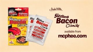 Sizzling Bacon Candy - Archie McPhee