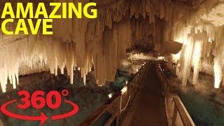 Explore a stunning underground wonderland in VR thumbnail