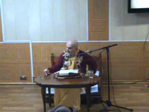 Шримад Бхагаватам 3.24.19 - Бхакти Вигьяна Госвами