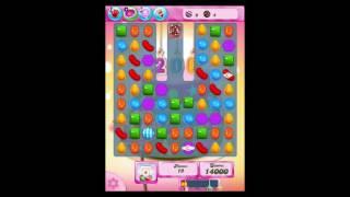 Candy Crush Saga Level 208 Walkthrough