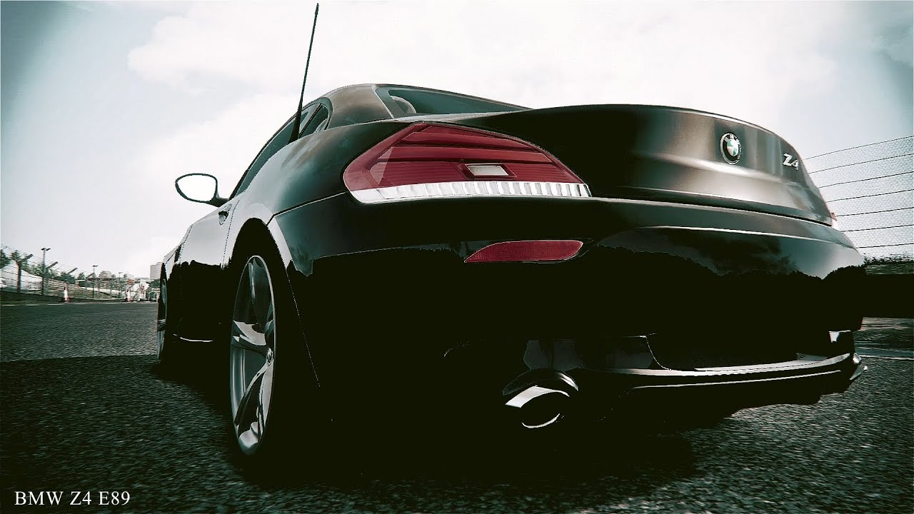 Assetto Corsa Bmw Z4 E89 Exhaust Sound Youtube