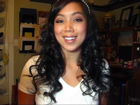 how to make big bouncy curls for flat hair