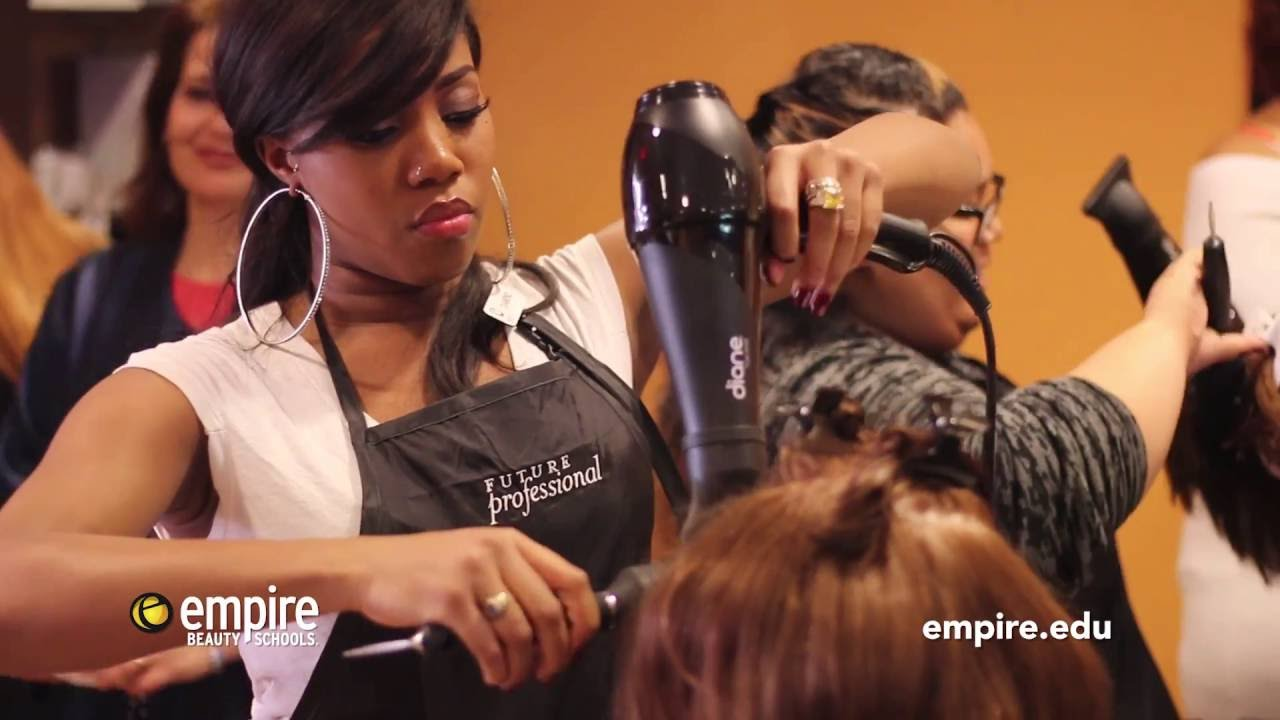 Empire Beauty School August 2016 30 Second Tv Commercials Youtube