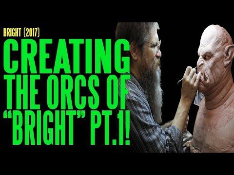 BRIGHT Creating The Orcs Part 1 BTS ADI