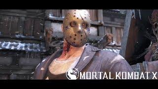 Mortal Kombat X - Jason (Implacable) - Torre Clásica / Muy Difícil (Sin Partidas/Rondas Perdidas)