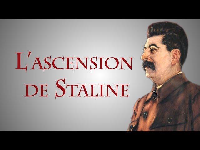 Comment Staline a t-il pris le pouvoir ? (Дvɛc AlterHis) [Portrait d'Histoire #04]