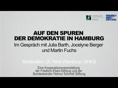 Auf den Spuren der Demokratie in Hamburg | Online-Diskussion