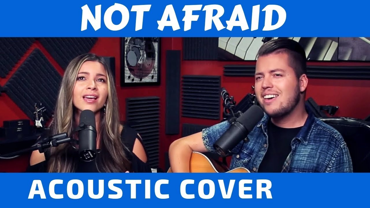 Not Afraid - Jesus Culture Cover - YouTube