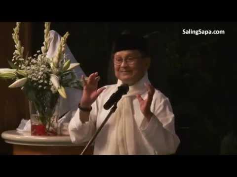 BJ Habibie - Berikan makna atas hidup yang singkat
