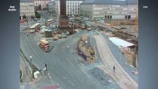 Bau Luisencenter Darmstadt (1976)