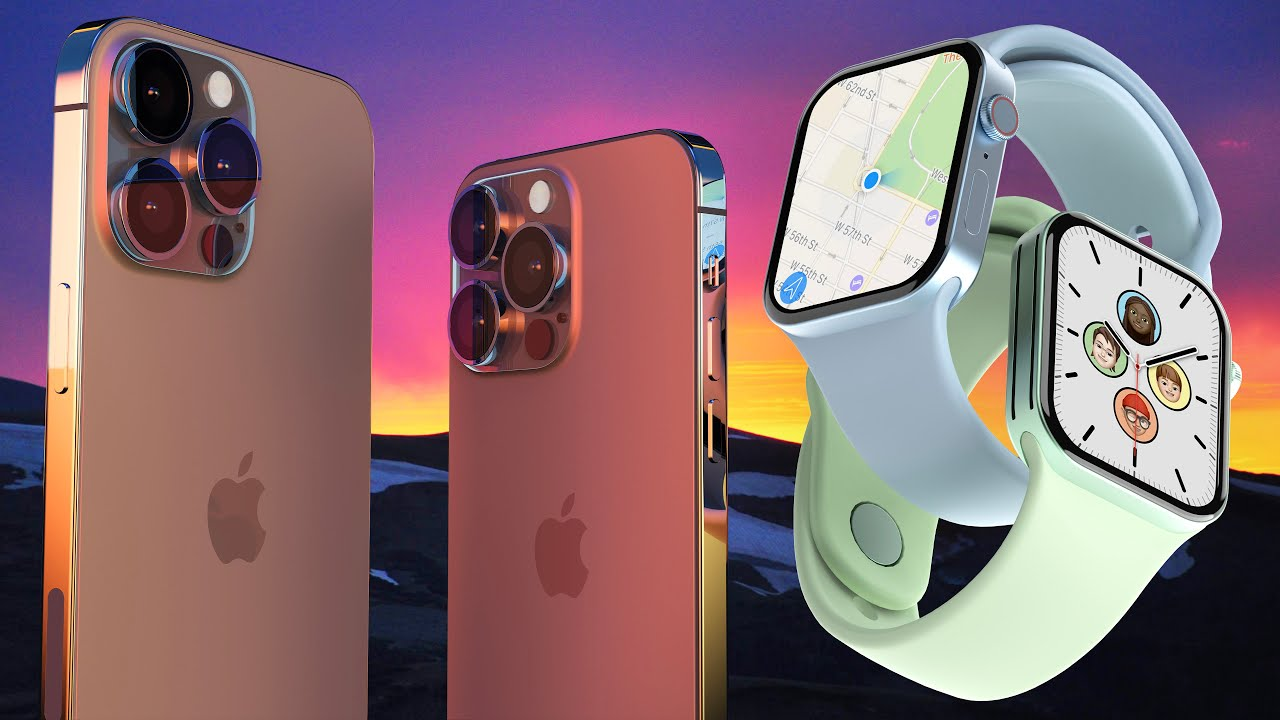 Download New iPhone 13 Leaks, Apple Watch 7 Design & iOS 15 Features!