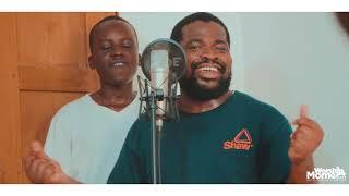 Exaucé en feat avec le frère Emmanuel Musongo dans medley compilation oza nioso ebongi na ngai live