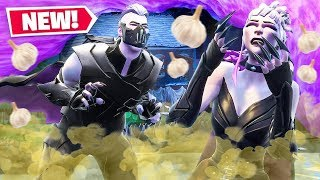 New Stop The Vampires Gamemode In Fortnite Battle Royale