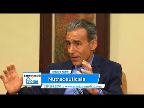 Overview of Nutraceuticals