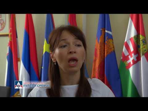 29.07.2021. Izjava Dijana Jakšić Kiurski, o projektu Unapređenje povezanosti Banata