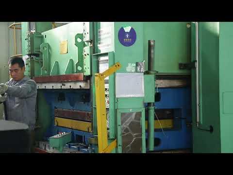 200t four-column hydraulic press