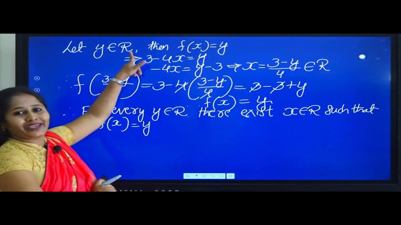 II PUC | Mathematics | Relation and Functions- 06