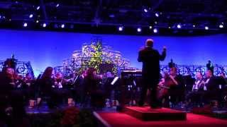 Epcot - Candlelight Processional 2014 Neil Patrick Harris (part 1)